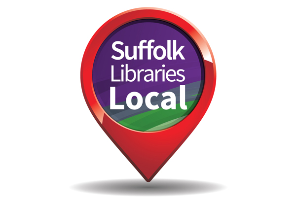 Suffolk Libraries Local Logo