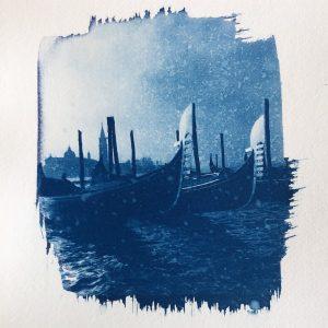 Venice Cyanotype